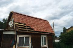 Ондувилла Фиорентино. Реконструкция крыши