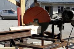 Оборудование для нарезки Ласточкина хвоста