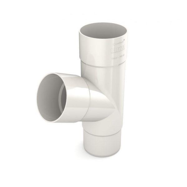 тройник водосточной трубы