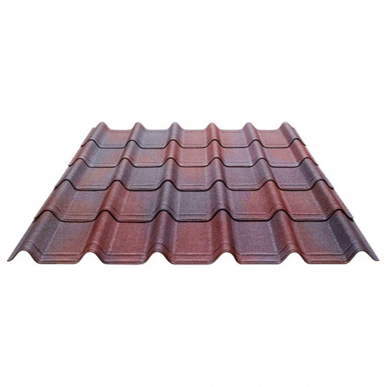 Крыша из Ондувиллы за 1 день
